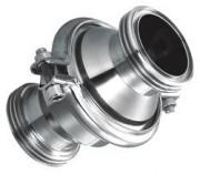 Клапаны обратные из нержавеющей стали